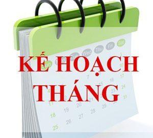 logo ke hoach thang
